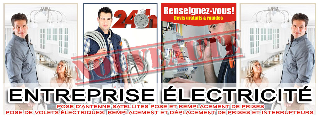 electricien Trappes